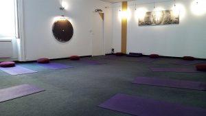 Cours de yoga Lyon 2