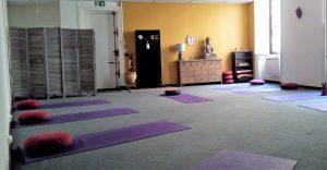 Yoga Bellecour cours de yoga à Lyon