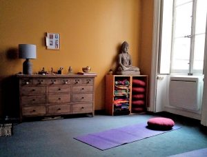 Yoga Bellecour Zafus